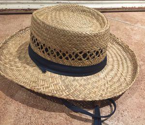 Straw hat women's summer vacation beach summer for Sale in Upland, CA