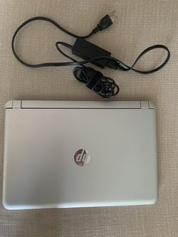 HP Pavilion  Touchscreen 15.6 Inch Notebook for Sale in San Diego, CA