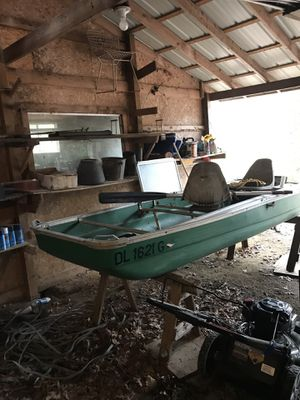11ft boat for Sale in Milford, DE