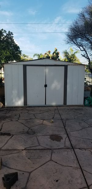 8×10 shed pura shed for Sale in Chula Vista, CA