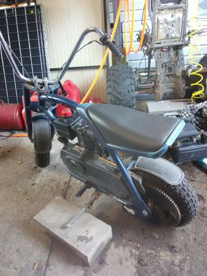 Runs good looks good , one of kind will do 40 mph. Has a brand new 212 predator for Sale in Elsberry, MO