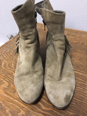 Sam Edelman Short Suede Boots for Sale in Fairview, OR