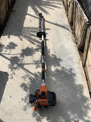 Echo hedge trimmer for Sale in Highland, CA