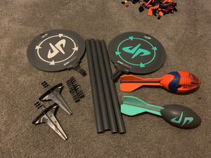 DudePerfect Knockout Target Game With An Extra Vortex for Sale in Lutz, FL