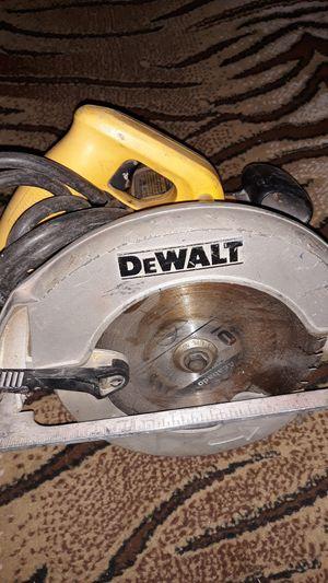 Dewalt saw for Sale in Wichita, KS