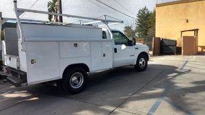 2001 Ford f350 work truck diesel turbo 7.3 ready to work 188 k miles for Sale in Colton, CA