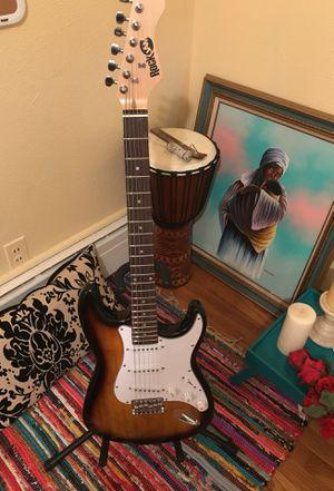 Rock Jam Beginners Electric Guitar $80 for Sale in Berkeley, MO