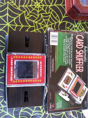 Automatic card shuffler for Sale in Henderson, NV