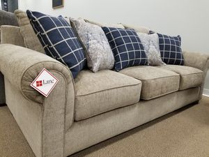 NEW! Lane 7592 Sofa in Gavin Mushroom for Sale in Clayton, NC