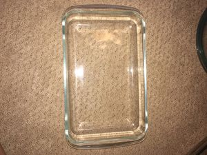 Rectangular Glass Pyrex Pan for Sale in Winter Springs, FL