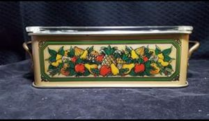 Vintage 1981 Pyrex Telefloral bread pan for Sale in Zanesville, OH