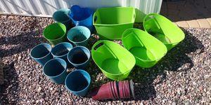 Pots for plants garden patio for Sale in Glendale, AZ