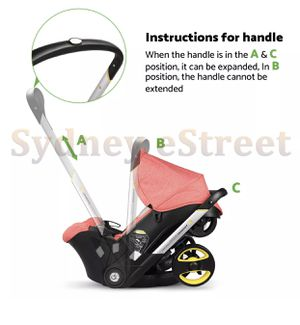 Baby strollers 4in1 for Sale in Anaheim, CA