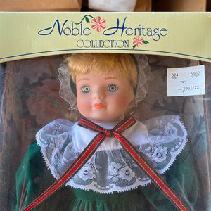 Noble Heritage Collection Porcelain Doll for Sale in Mesa, AZ