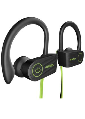 Brand new Bluetooth Headphones, Wireless Earbuds, IPX7 Waterproof Sports Earphones with Ear Hooks & Mic, HD Stereo in-Ear Headphones Gym Running Work for Sale in Hayward, CA