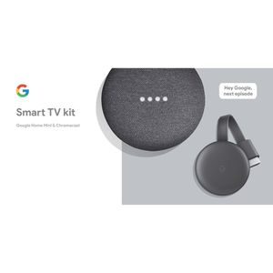 Google Smart TV Kit: Google Home Mini and Chromecast for Sale in West McLean, VA