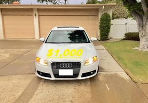 🍁$1,OOO Selling my 2008 Audi A4 S-line for Sale in Grand Rapids, MI