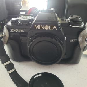 Minolta X-700 35mm for Sale in Stuart, FL