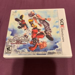 Kingdom Hearts Dream Drop 3DS for Sale in Long Beach, CA