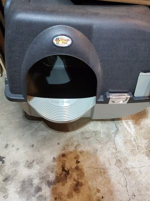 Omega Paw Roller litter box for Sale in Portland, OR