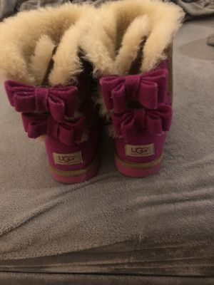 Girl boots size 2 for Sale in Indian Land, SC