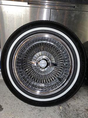 "13"" Wire Wheels for Sale in Lynwood, CA"