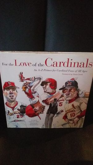 For The Love of Cardinals 2007 for Sale in Evansville, IN