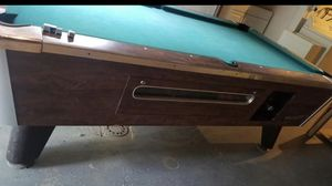 Pool table for Sale in White Hall, WV