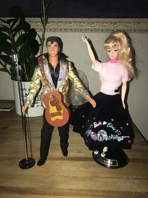 Barbie Loves Elvis Collector Edition for Sale in Hollywood, FL