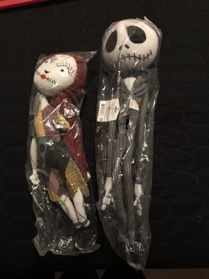 Nightmare Before Christmas dolls for Sale in San Jose, CA