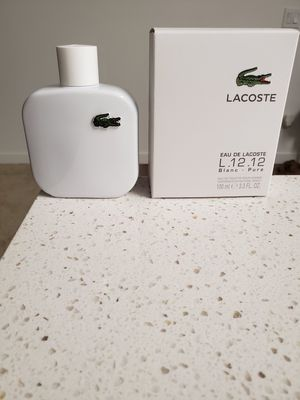 Lacoste White for Sale in San Diego, CA