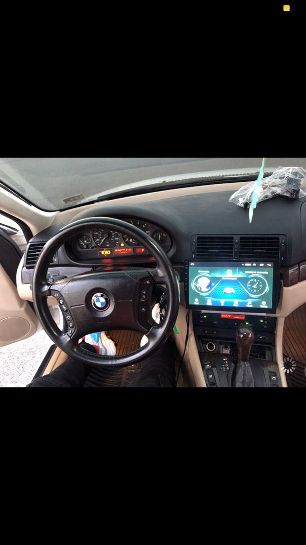 """Android 10"""" double din (Car stereo) New"""