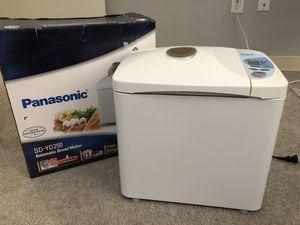 Panasonic SD-YD250 Bread Maker (White) for Sale in San Francisco, CA