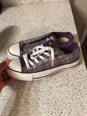 Converse women size 7 for Sale in Phoenix, AZ