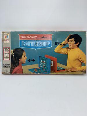 1971 Battleship Board Game by Milton Bradley Complete in Good Conditio for Sale in El Monte, CA