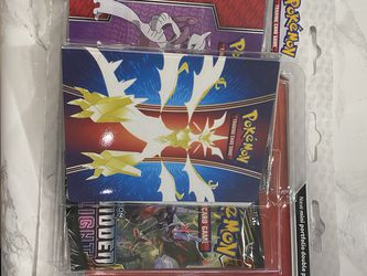 Pokémon Packs Plus Mini Portfolio for Sale in Duluth,  GA