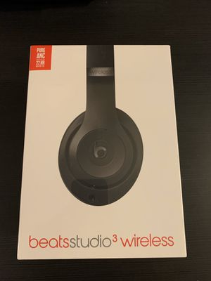 (New in Box) Beats Studio3 Headphones for Sale in Santa Monica, CA