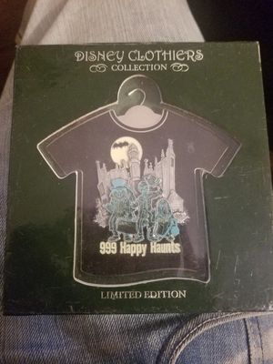 Disney Limited Edition Haloween Pin - ONLY 500 MADE for Sale in Bradenton, FL