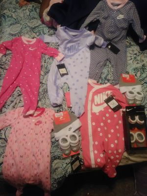 Nike baby clothing for Sale in Wichita, KS