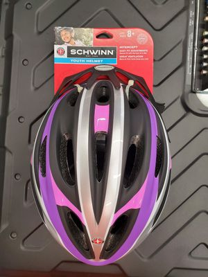Girls bike helmet for Sale in Brentwood, PA