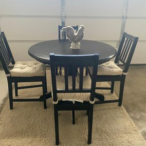 IKEA Dining Table Set for Sale in Estacada, OR