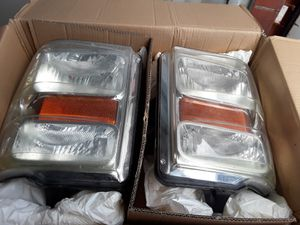 2010 F250 OEM headlights for Sale in Pembroke Pines, FL