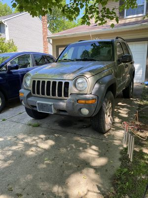 2003 Jeep Liberty 4x4 3.7L for Sale in Stow, OH