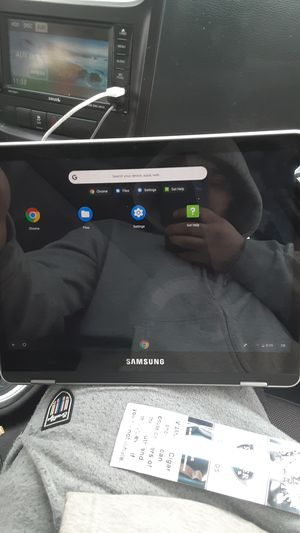 Samsung chrome book laptop /tablet for Sale in Cleveland, OH