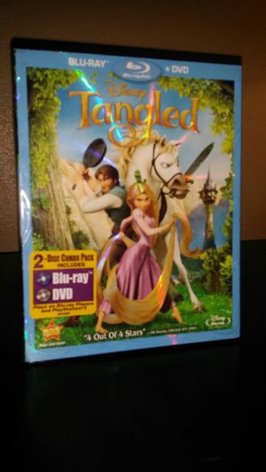 Tangled movie for Sale in Houston, TX