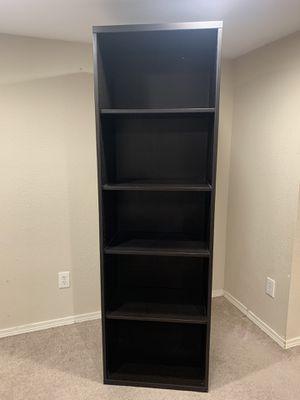 IKEA bookshelf, 5 shelves with backboard for Sale in Vancouver, WA