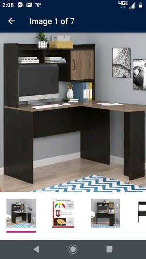 L Shaped Desk for Sale in Virginia Beach, VA