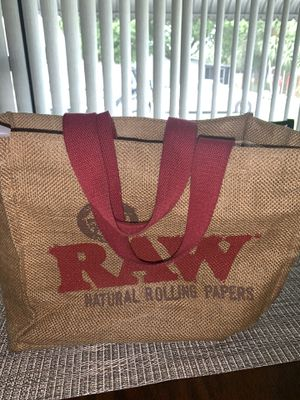 Raw rolling papers bag for Sale in Pinellas Park, FL
