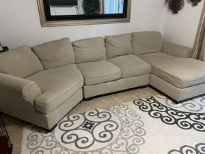 Ashley Furniture three piece sectional couch!! for Sale in Cutler Bay, FL