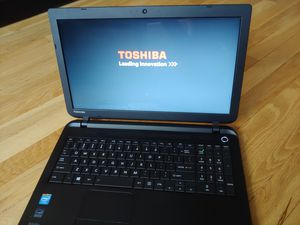 Toshiba satelite laptop for Sale in Garfield, NJ